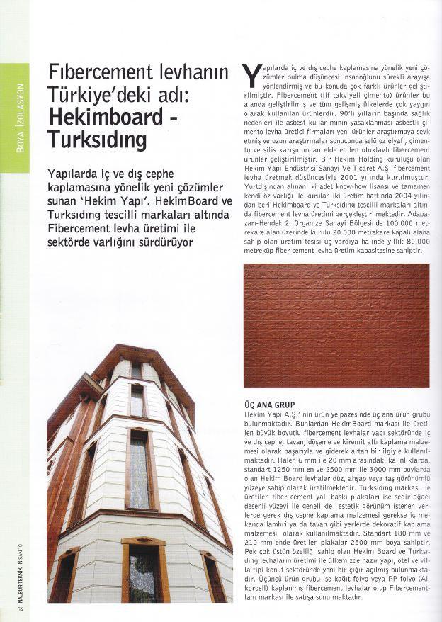 Nalbur Teknik Dergisi