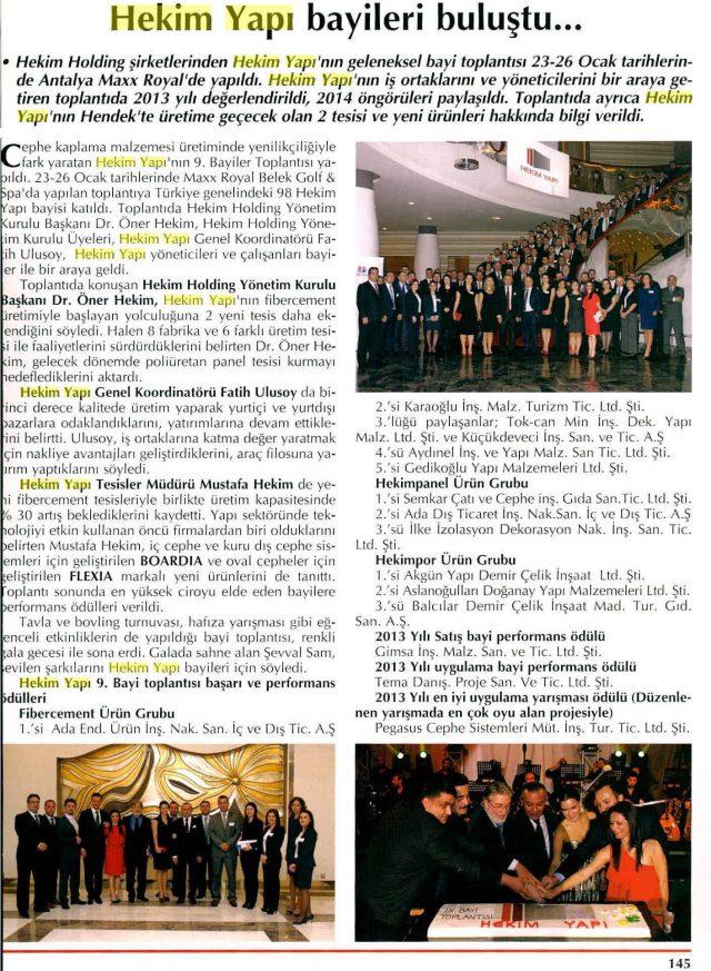 Şantiye Haber Dergisi