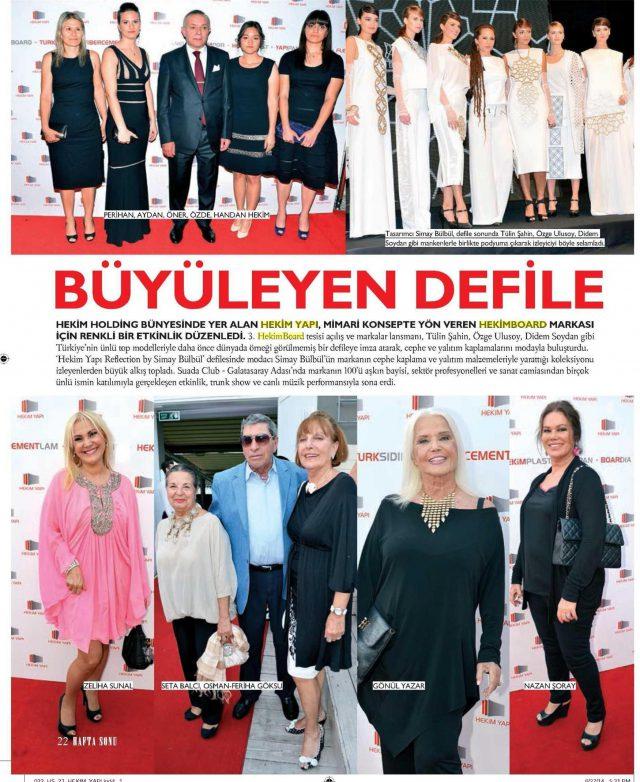 Haftasonu Dergisi