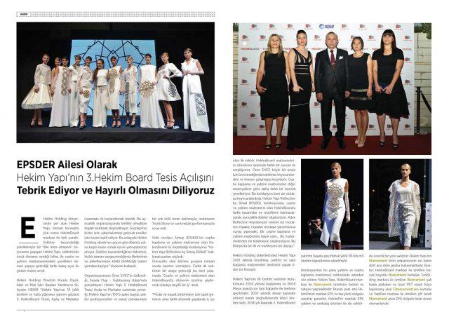 EPS Haber Dergisi