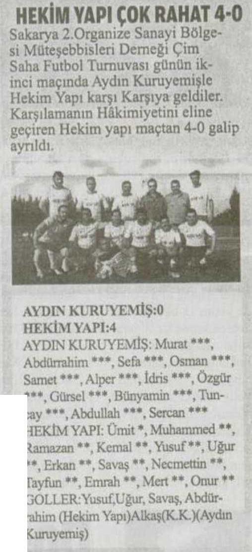 Bizim Sakarya Gazetesi