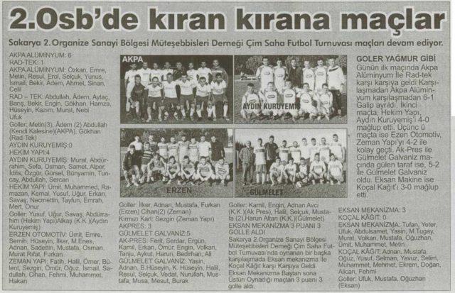 Sakarya Adapostası Gazetesi