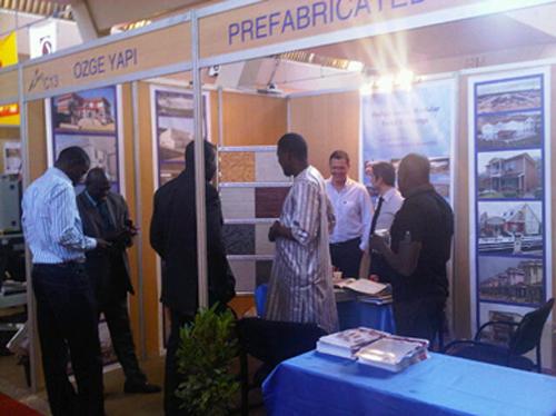 Expobat 6. Uluslararası Yapı ve Yapı Malzemeleri Fuarı
