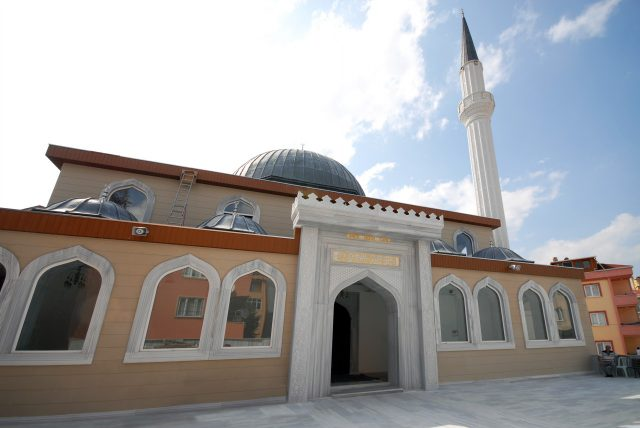 Omer Hekim Mosque
