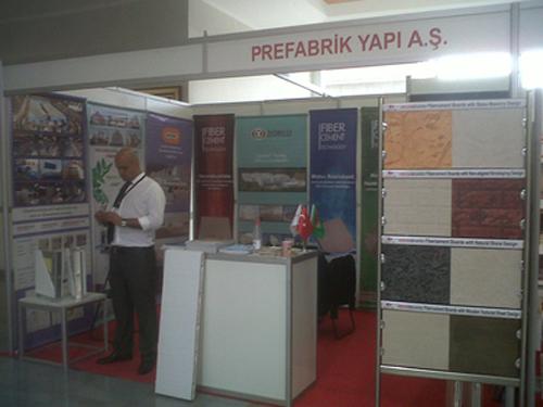 3. Uluslararası Turkmen Construction Fuarı