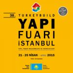 38. İstanbul Yapı Fuarı
