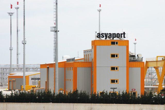 Asyaport Limanı