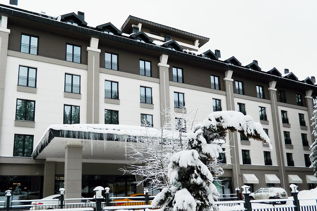 Ilgaz Mountain Resort Hotel