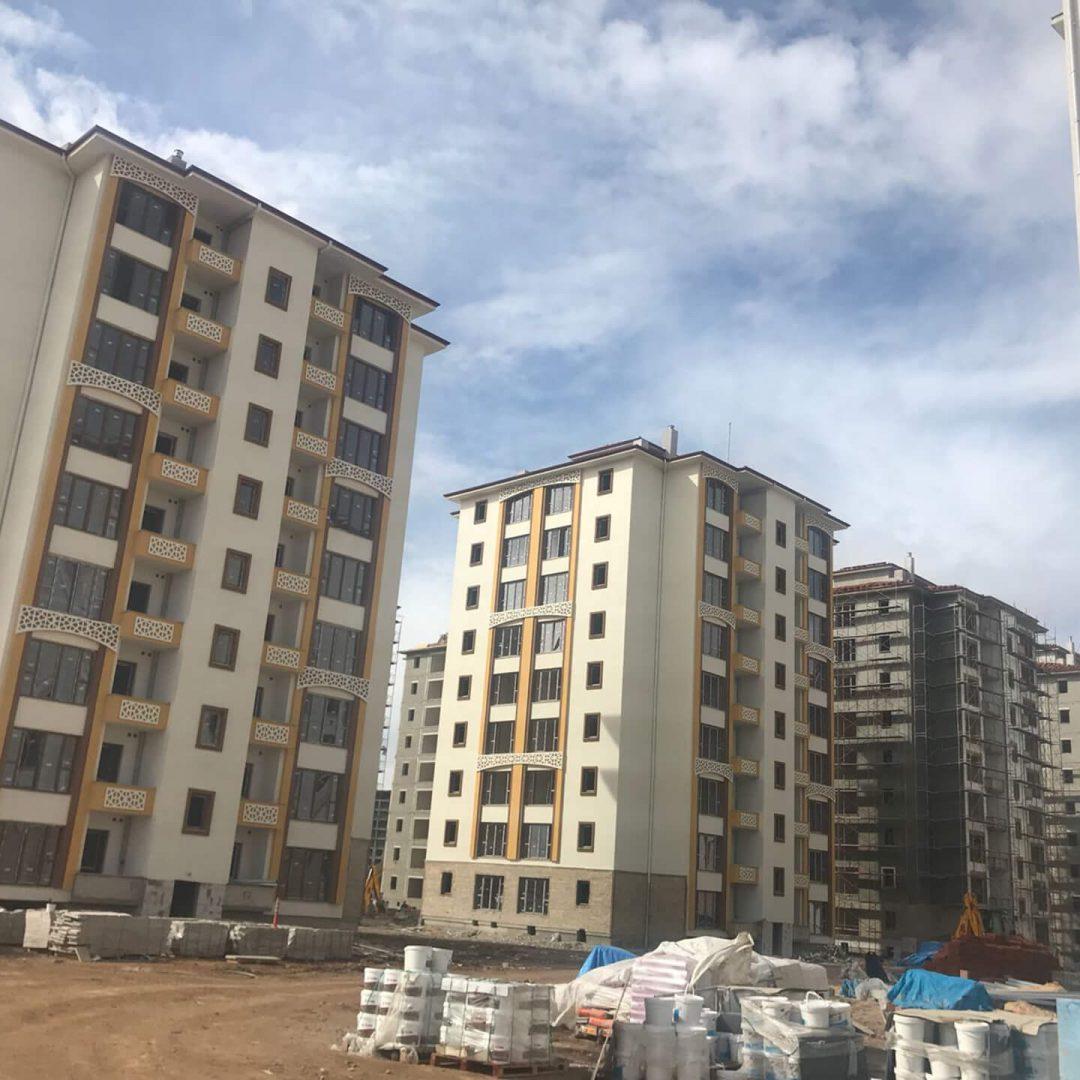 Gaziantep Şahinbey Kentsel Dönüşüm Projesi