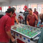 1. Ömer Hekim Hendek Masa Tenisi ve Langırt Turnuvası Finali Yapıldı