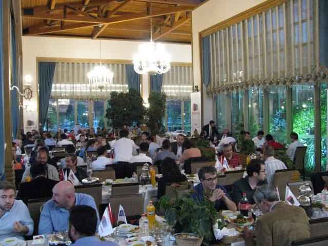 Geleneksel Ankara İftar Yemeğimizi Gerçekleştirdik