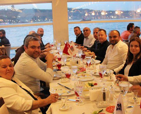 Geleneksel İstanbul İftar Yemeğimizi Gerçekleştirdik