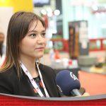 41. İstanbul Yapı Fuarı Özge Hekim Röportajı