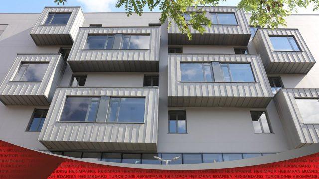 Modern ve Estetik Binaların Ortak Noktası | Hekim Yapı