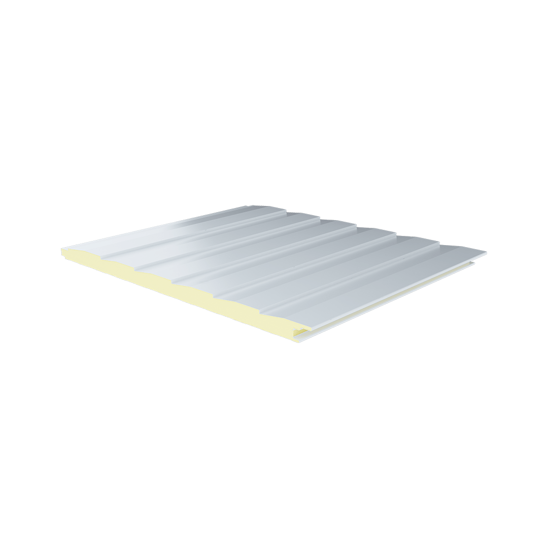 Siding Sac-PIR-Sac Panel