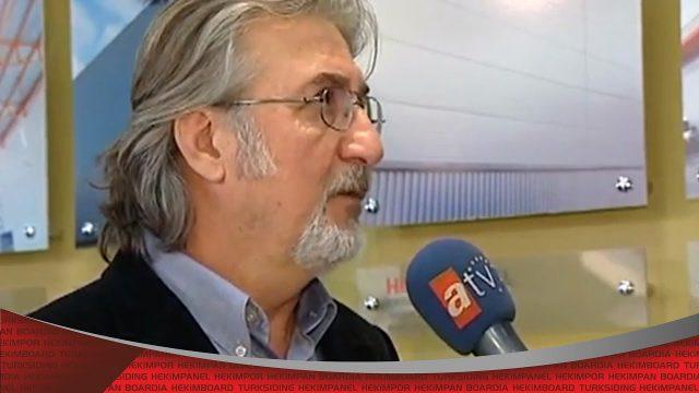 ATV Avrupa Vizyon Programı (Yapı Fuarı 2014)