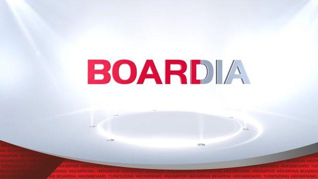 Boardia ve HekimBoard Esnek Fibercement Tanıtım Videosu