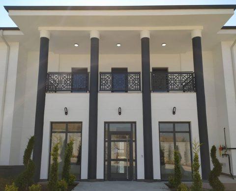 Senegal Büyükelçilik Binası